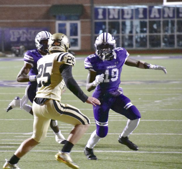 FOOTBALL: Moving past the Madness: Indians prepare for.