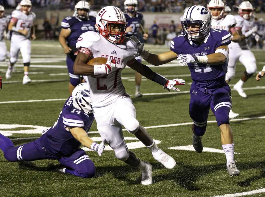Rematch: Crosby gets another shot at Port Neches.