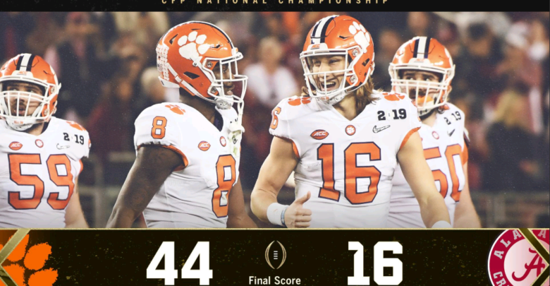 College Football Playoff National Championship Delivers.