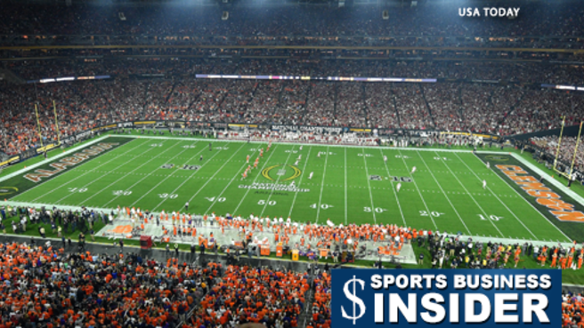 Sports Business Minute: Success of 2016 College Football.
