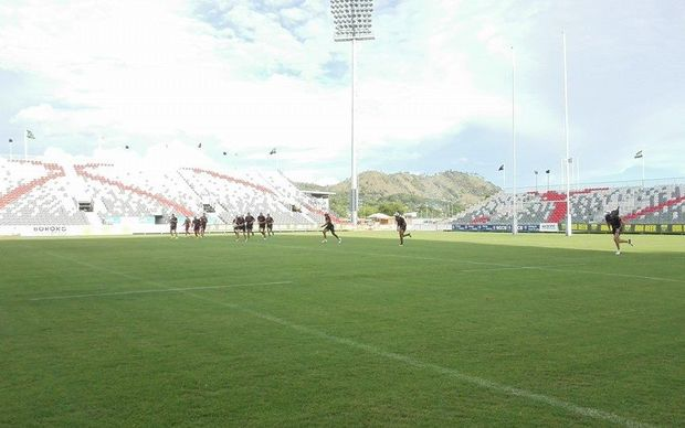 Sport: National Football Stadium to open in PNG.