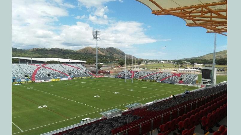 National Stadium set for grand opening.
