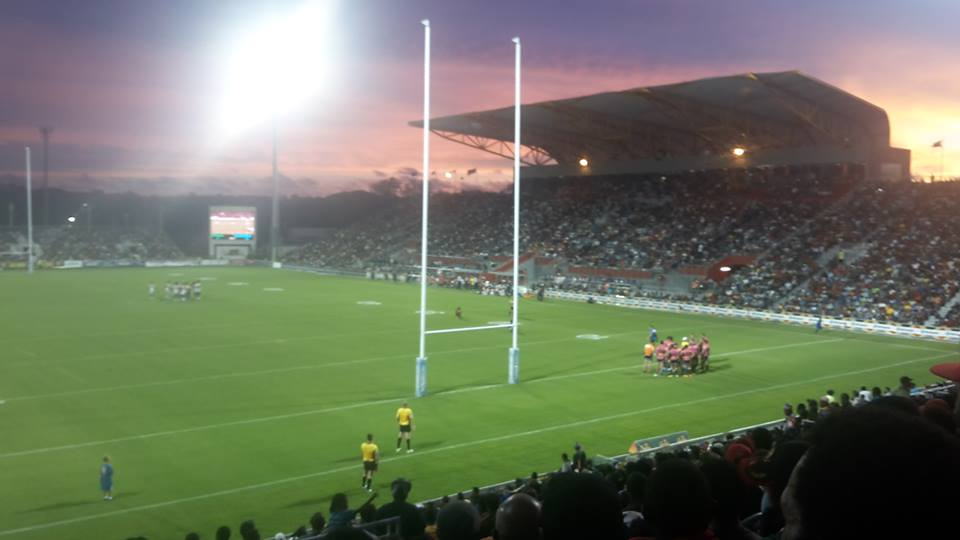 National Football Stadiums is now home of SP PNG Hunters.