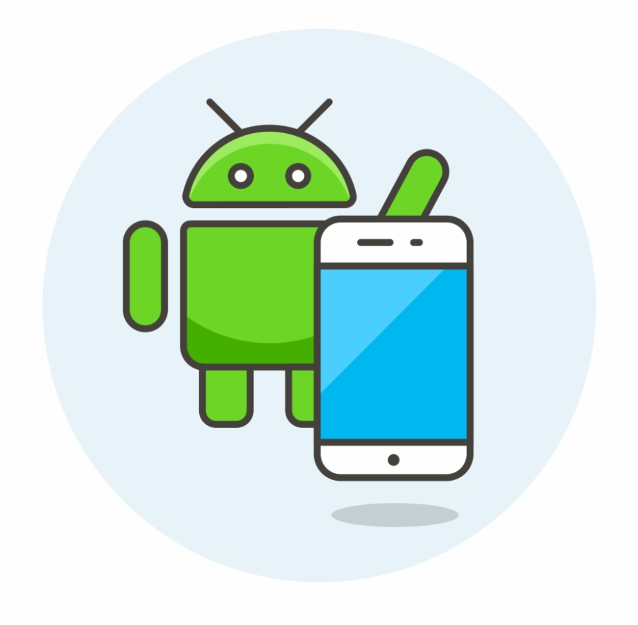 Android Phone Icon.