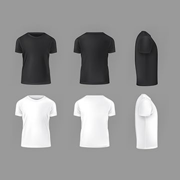 T Shirt PNG Images.
