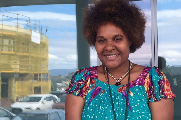 NZ foreign service training highly valued by PNG recruit.