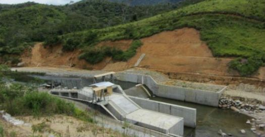 PNG Forest Products plans fourth hydro power station as it.