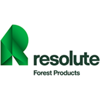 Resolute Forest Products.