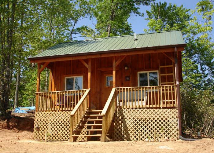 Vermont Cottage A.
