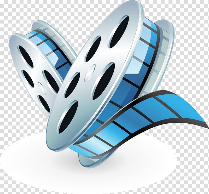 Video film illustration, Freemake Video Converter Data.