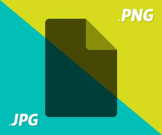 PNG vs JPG ¿Qué formato de imagen es mejor para la web?.