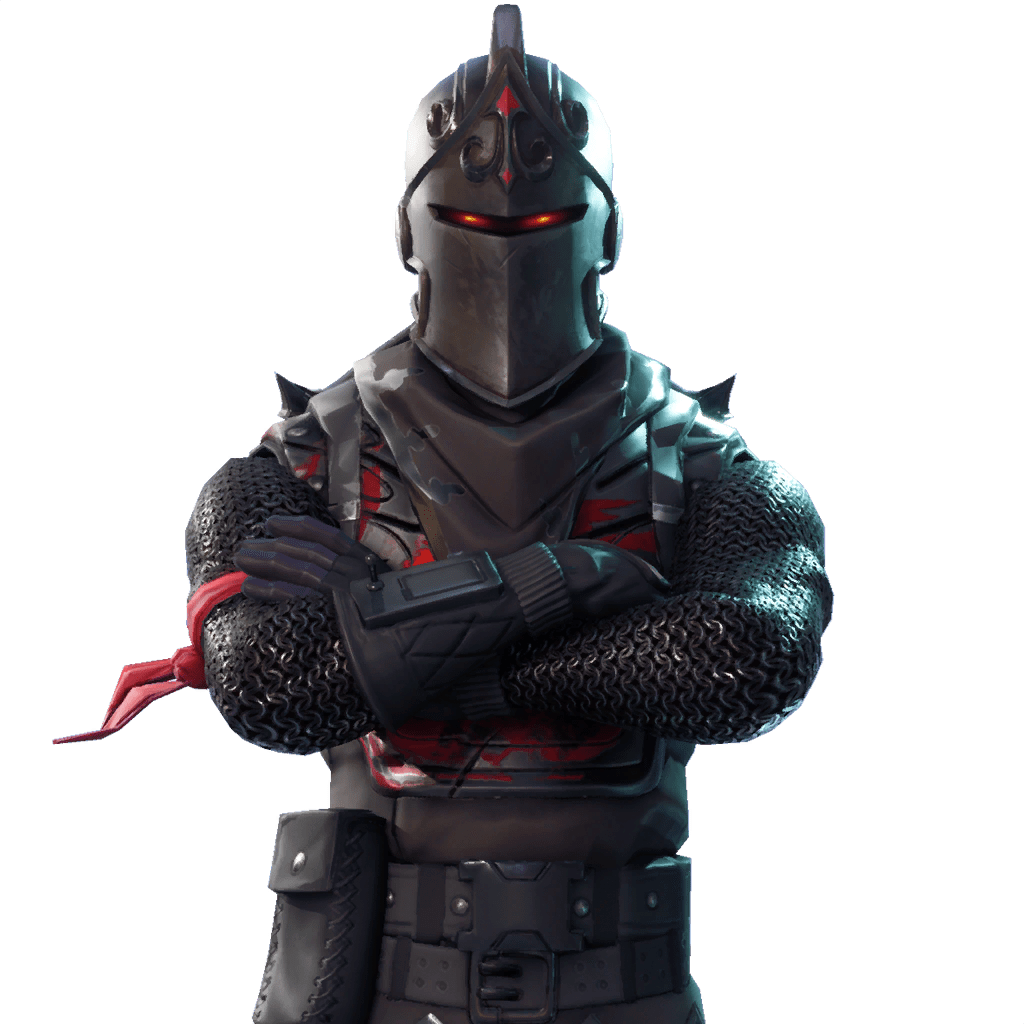 Fortnite Knight Character transparent PNG.