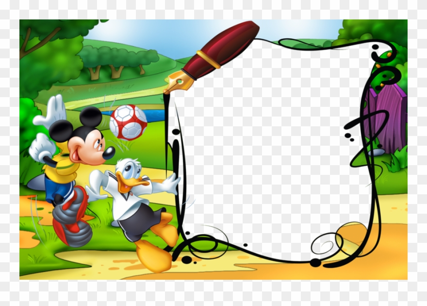 Frame Kids Png Clipart Borders And Frames Clip Art.