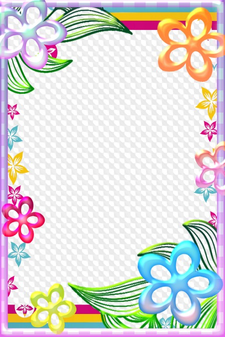Bright Kids Photo frames png For Lovely Kids.