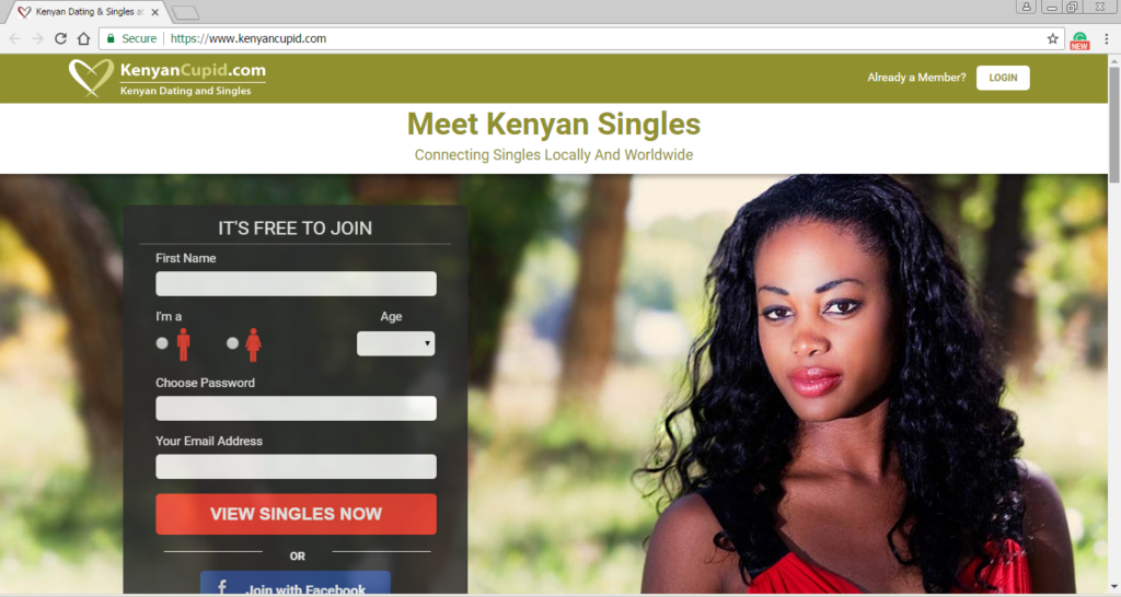 10 Best Free Dating Sites In Kenya you Should Try 2019 for.