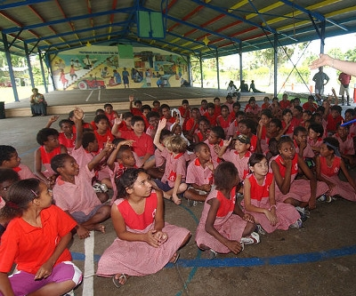 500,000 Children Without Formal Education In PNG Despite.