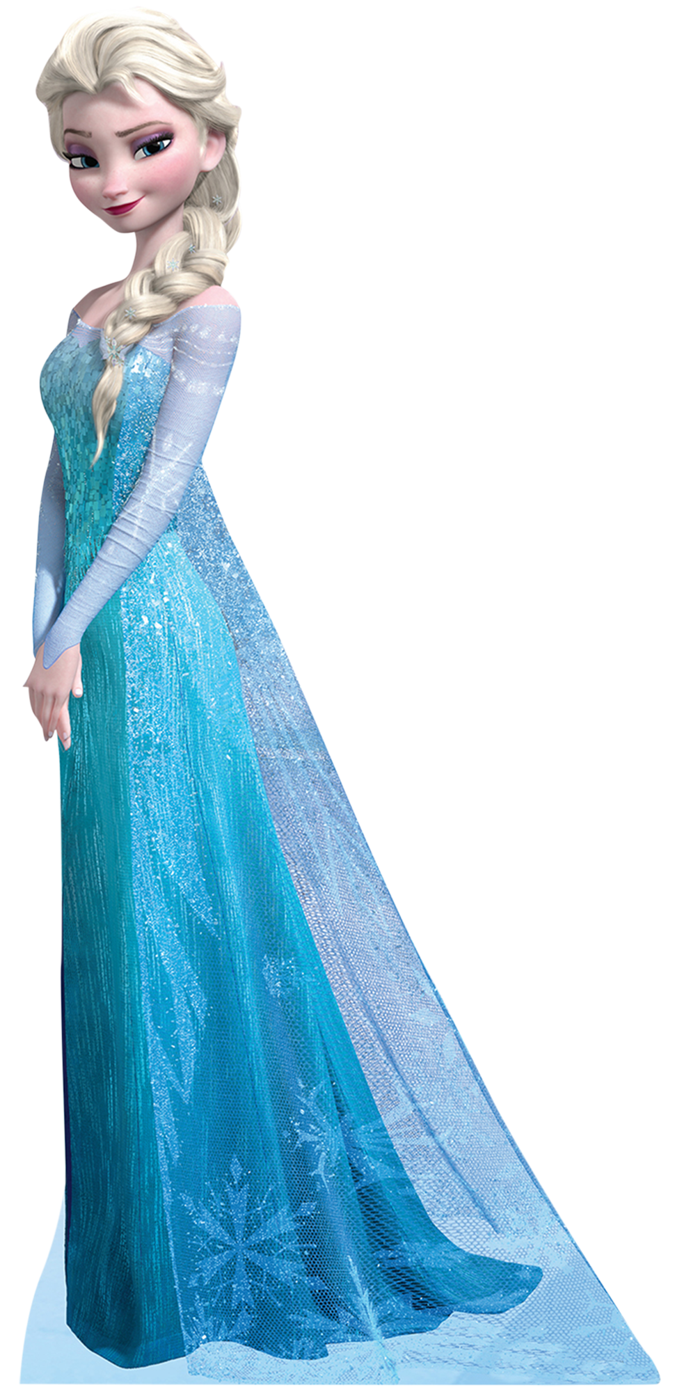 Frozen PNG Transparent Images.