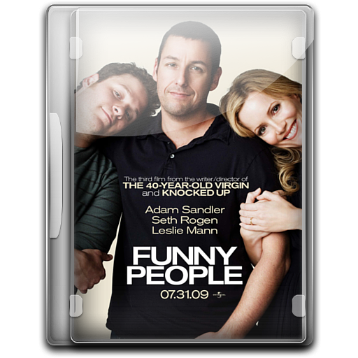 Funny People Icon.
