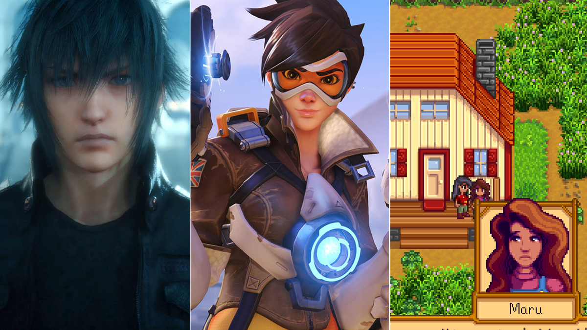 The 11 best video games of 2016.