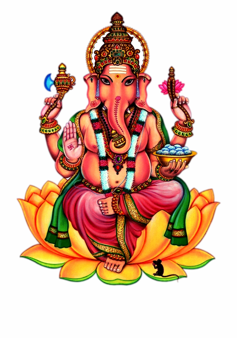 Ganesh Png Photos.