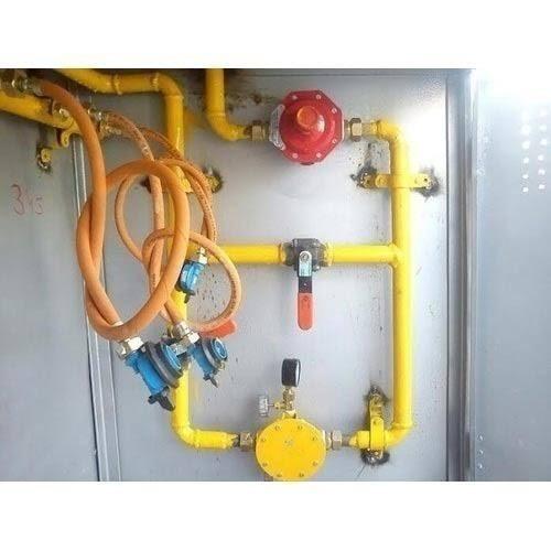 LPG/PNG Gas Pipeline Fittings Services in Zakhira, Delhi.