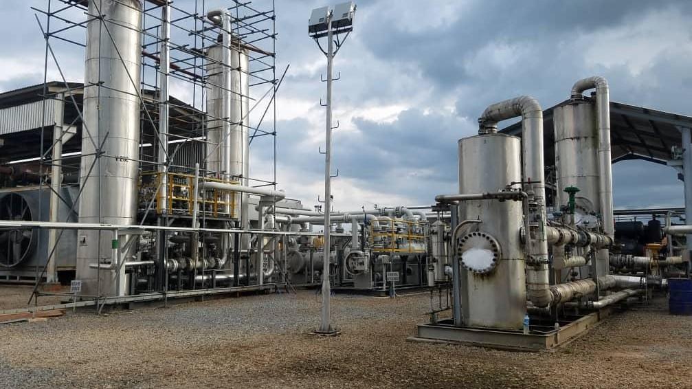 PNG GAS LTD.