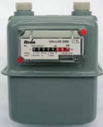 PNG Gas Meter, गैस मीटर.