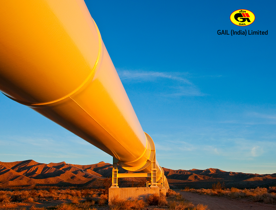 GAIL fast tracks North East feeder gas pipeline project.