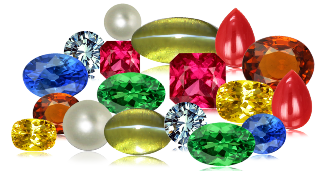 Gems PNG Transparent.