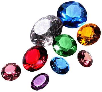 Gemstones png » PNG Image.