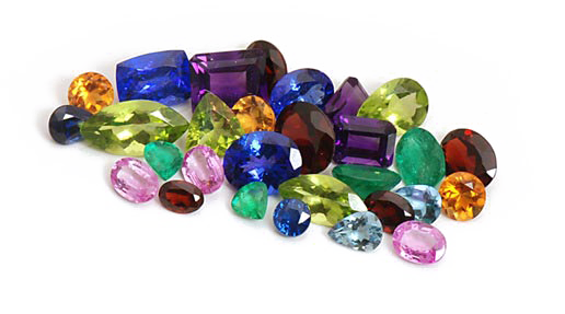 Gemstone PNG Transparent Images.