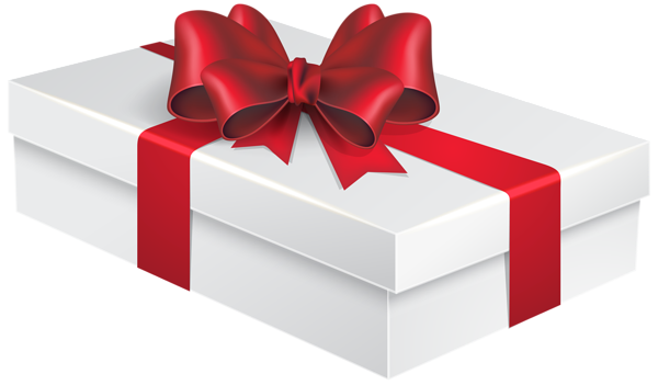 White Gift Box Png Clipart Image Gallery Yopriceville.