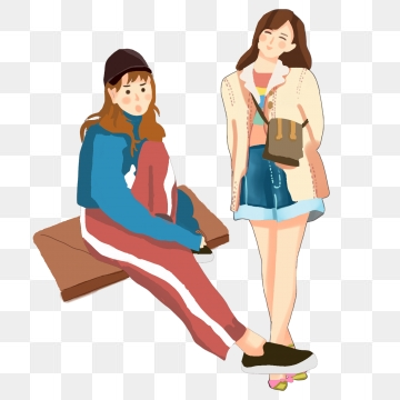 Girlfriend Png, Vector, PSD, and Clipart With Transparent.