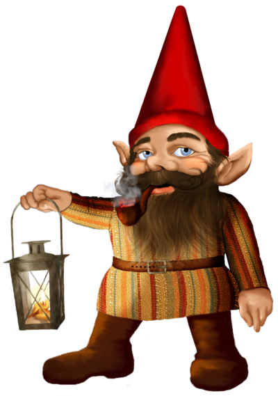 Download Gnome Png Pic HQ PNG Image.