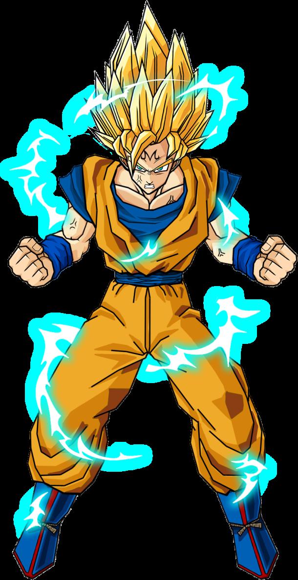 Goku PNG Images Transparent Free Download.