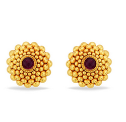 Thusi Gold Earrings.