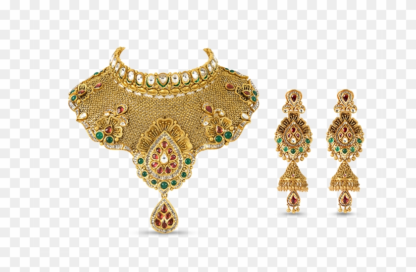 Gold Jewelry Transparent Png.