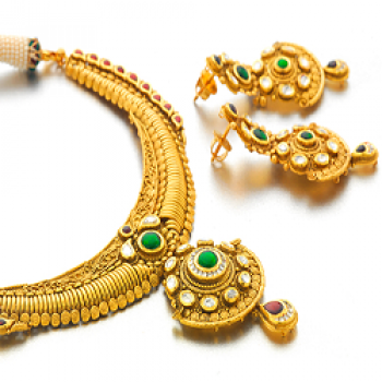 PNG Best price jewellery set Gold Necklace Designs.