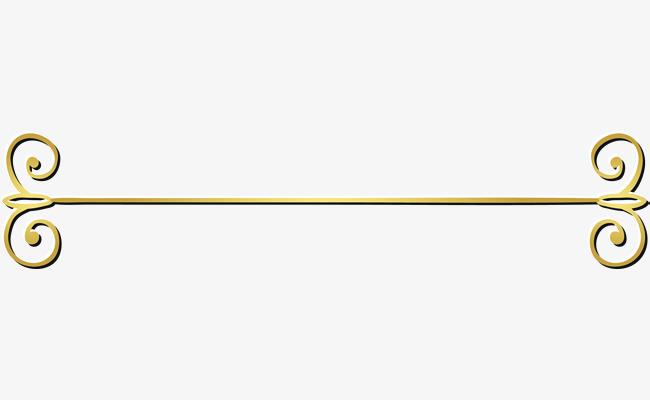 Gold Lines, Golden, Line, Decorative Pattern PNG Transparent.