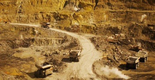Newcrest Mining to \'simplify\' Papua New Guinea mining.