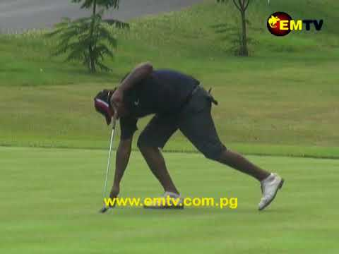 2018 SP PNG Golf Open Gets Support from Kina Bank.