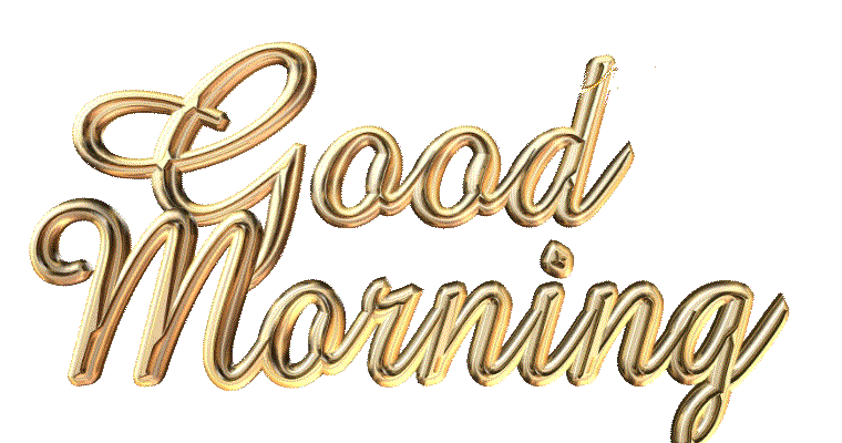 Download Good Morning Transparent PNG 267.