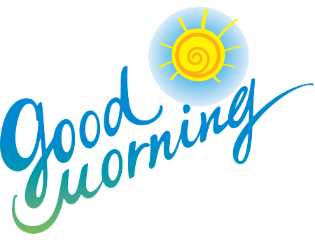 Download Good Morning PNG Free Download For Designing.