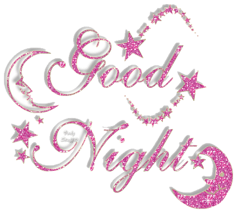Good Night PNG Transparent Images.