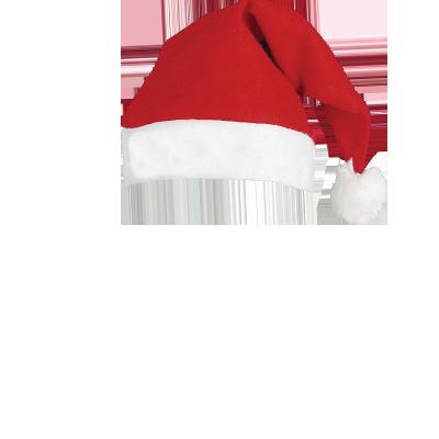 Gorro de Natal.