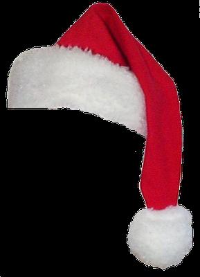 PNG: Gorros de Natal ~ Embalaço.