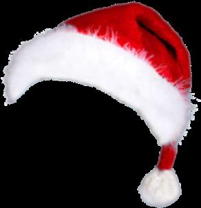 Download HD Gorros De Natal Em Png.