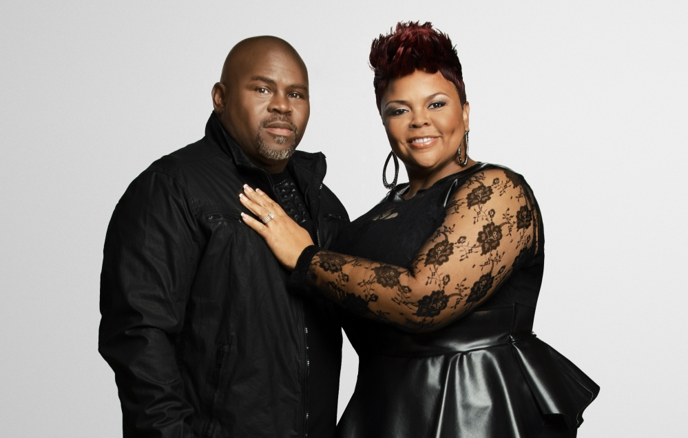 Tamela Mann Says Being Overweight Woman Nearly Kept Her From.
