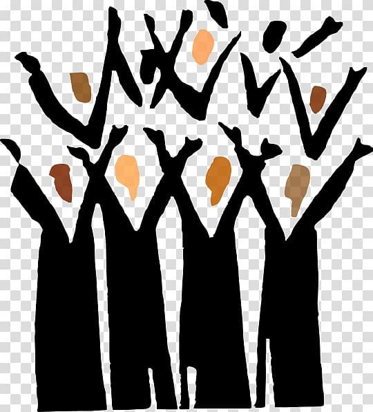 Gospel music Choir Singing Traditional black gospel , Choir.