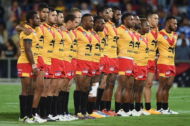PNG Sports Minister commends Rugby League World Cup backers.